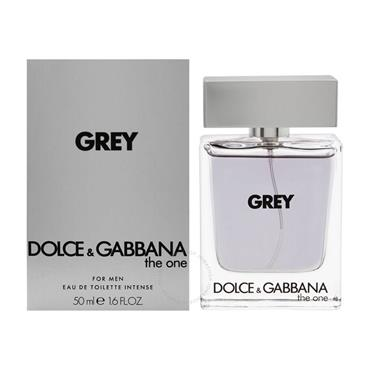 DOLCE AND GABANA THE ONE GREY 50ML