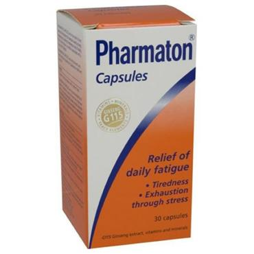 PHARMATON CAPSULES MULTIVITAMINS & MINERALS WITH GINSENG G115