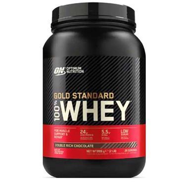 OPTIMUM NUTRITION GOLD STANDARD WHEY CHOCOLATE 899G