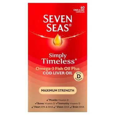 SEVEN SEAS CLO EHS CAPS 60S