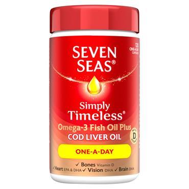 SEVEN SEAS CLO CAPS OAD 120S