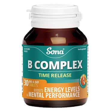 SONA B COMPLEX 50 TIME RELEASE