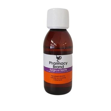 SURGICAL SPIRITS 125ml