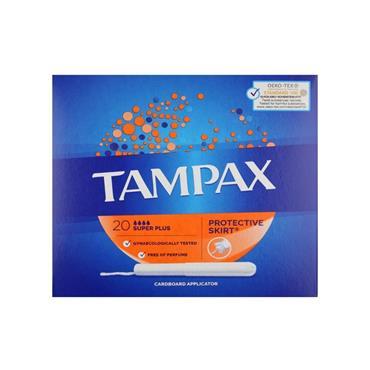 TAMPAX SUPER PLUS 20 PACK