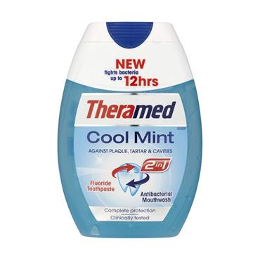 THERAMED GEL TOOTHPASTE COOL MINT 75ML