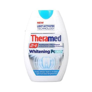 THERAMED GEL TOOTHPASTE WHITENING POWER 75ML