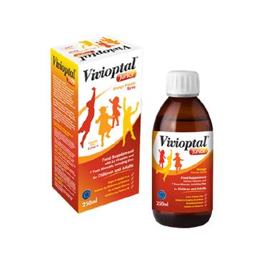 VIVIOPTAL JUNIOR LIQUID 250ML