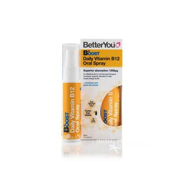 BETTER YOU B12 BOOST ORAL SPRAY 25ML