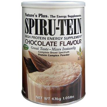 NATURES PLUS NATURES PLUS SPIRUTEIN CHOCOLATE 476 GRAMS