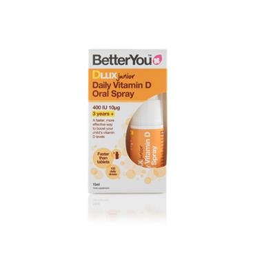 BETTER YOU D LUX JUNIOR ORAL SPRAY 15ML