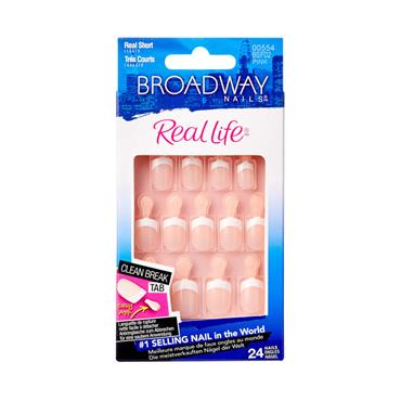 BROADWAY REAL LIFE PINK BSF02