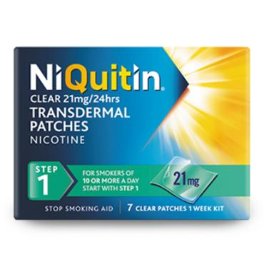 NIQUITIN CQ STEP 1 21MG X 7 GM