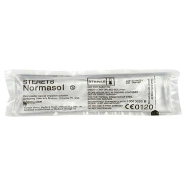 NORMASOL SACHET 25ML