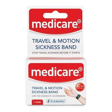 MEDICARE MEDICARE ACUSTRAP MOTION SICKNESS BAND