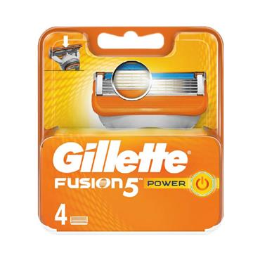 GILLETTE FUSION POWER BLADES 4