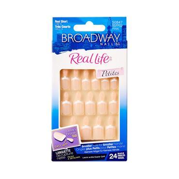 BROADWAY REAL LIFE PINK PETITE