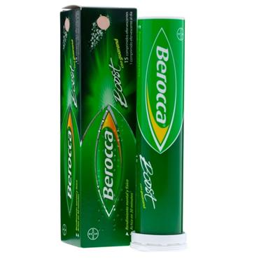 BEROCCA BOOST 15 EFFERVESCENT TABLETS