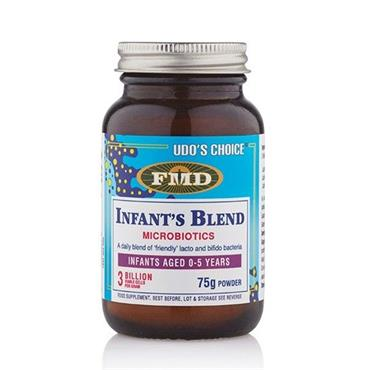 UDOS CHOICE INFANT'S BLEND MICROBIOTICS 75G