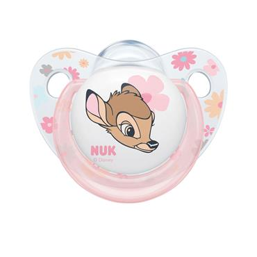 NUK DISNEY SILICONE SOOTHER SIZE1