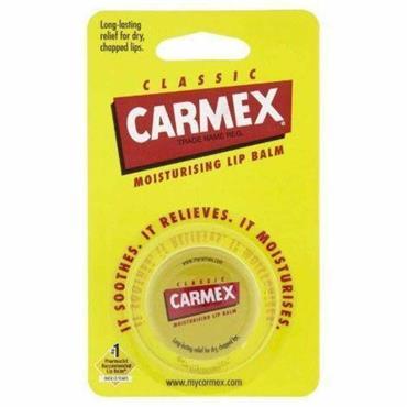 CARMEX MOIST LIP BALM POT