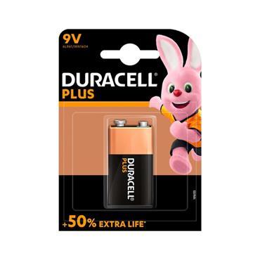 DURACELL DURACELL PLUS 9V BATTERY 1