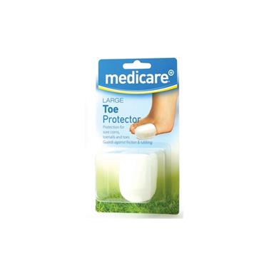 MEDICARE TOE PROTECTOR LARGE