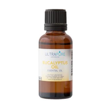 ULTRAPURE EUCALYPTUS OIL ESSENTIAL OIL 25ML