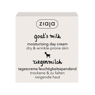 ZIAJA GOATS MILK DAY CREAM
