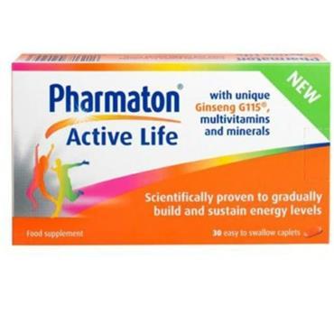 PHARMATON ACTIVE LIFE 30S