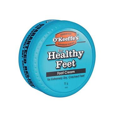 O'KEEFFE'S FOR HEALTHY FEET FOOT CREAM TUB 91G