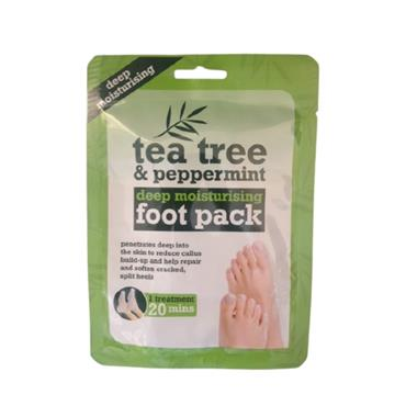 TEA TREE FOOT PACK