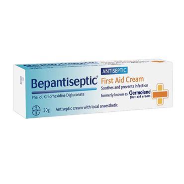 BEPANTISEPTIC 1ST AID CREAM 30