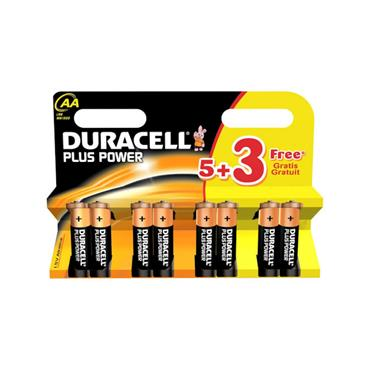 DURACELL DURACELL AA 53 FREE
