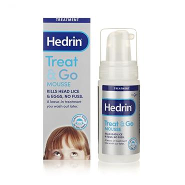 HEDRIN TREAT  GO MOUSSE 100ML