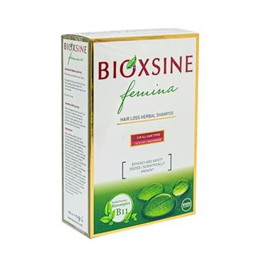 BIOXSINE FEMINA HAIR LOSS HERBAL SHAMPOO 300ML