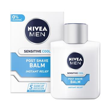 NIVEA FOR MEN SENSITIVE COOL POST SHAVE BALM