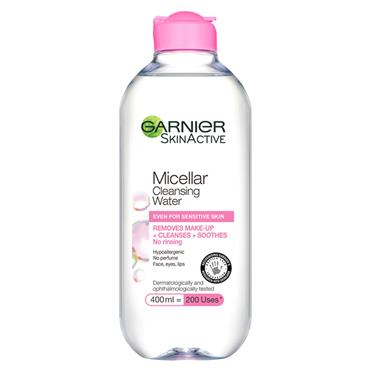 GARNIER MICELLAR CLEANS 400ML