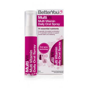 BETTER YOU MULTI VIT ORAL SPY