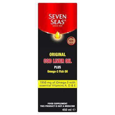 SEVEN SEAS CLO  OMEGA 450ML