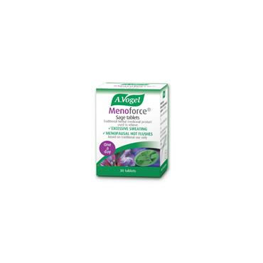 A.VOGEL MENOFORCE SAGE TABLETS 30 PACK
