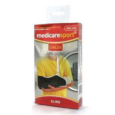 MEDICARE SPORT ADJUSTABLE CHILDS ARM SLING ONE SIZE