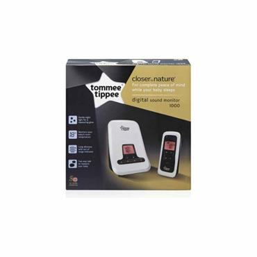 TOMMEE TIPPEE CLOSER TO NATURE DIGITAL SOUND MONITOR