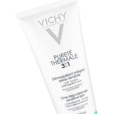 VICHY ONE STEP CLEANSER 3 IN 1
