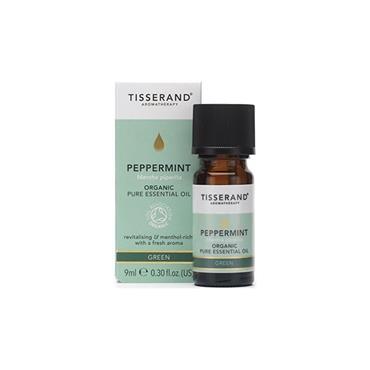 TISSERAND PEPPERMINT OIL ORGANIC 9ML