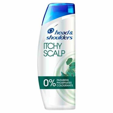 HEAD & SHOULDERS ITCHY SCALP 250ML