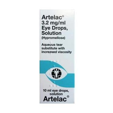 ARTELAC EYE DROPS SOLUTION 10ML