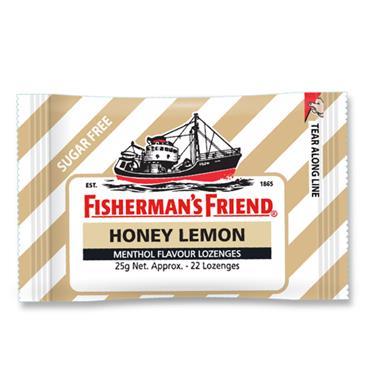 FISHERMANS FRIEND HONEY LEMON
