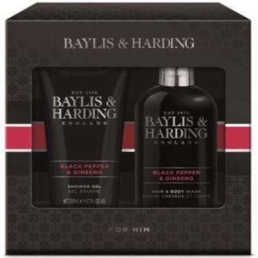 BAYLIS & HARDING LUXURY BATH ESSENTIALS