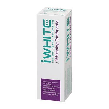 IWHITE TEETH WHITENING TOOTHPASTE