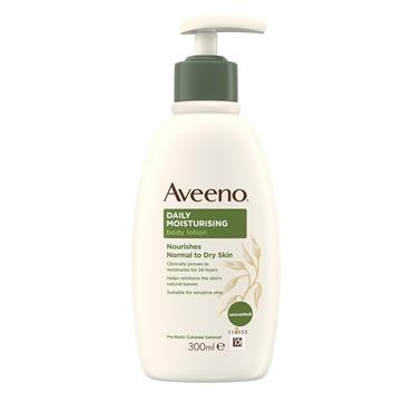 AVEENO DAILY MOIST LOTION 300M